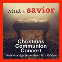Christmas Communion Concert